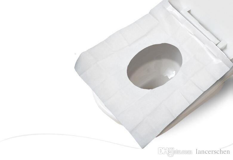 Disposable Paper Toilet Seat Cover Camping Travel