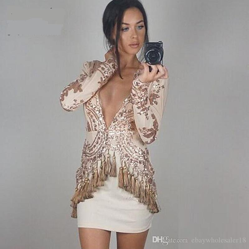 Großhandel Fashion Design Super Nizza Edle Stickerei Kleid 2017 ...