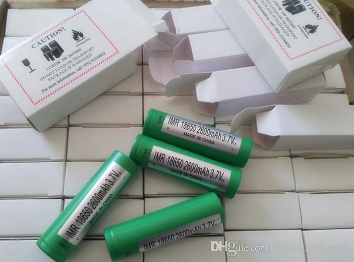 VTC 18650 cell rechargeable Li-ion battery cell 3.7v VTC4 VTC5 18650 battery power battery for Electronic Cigarette mod