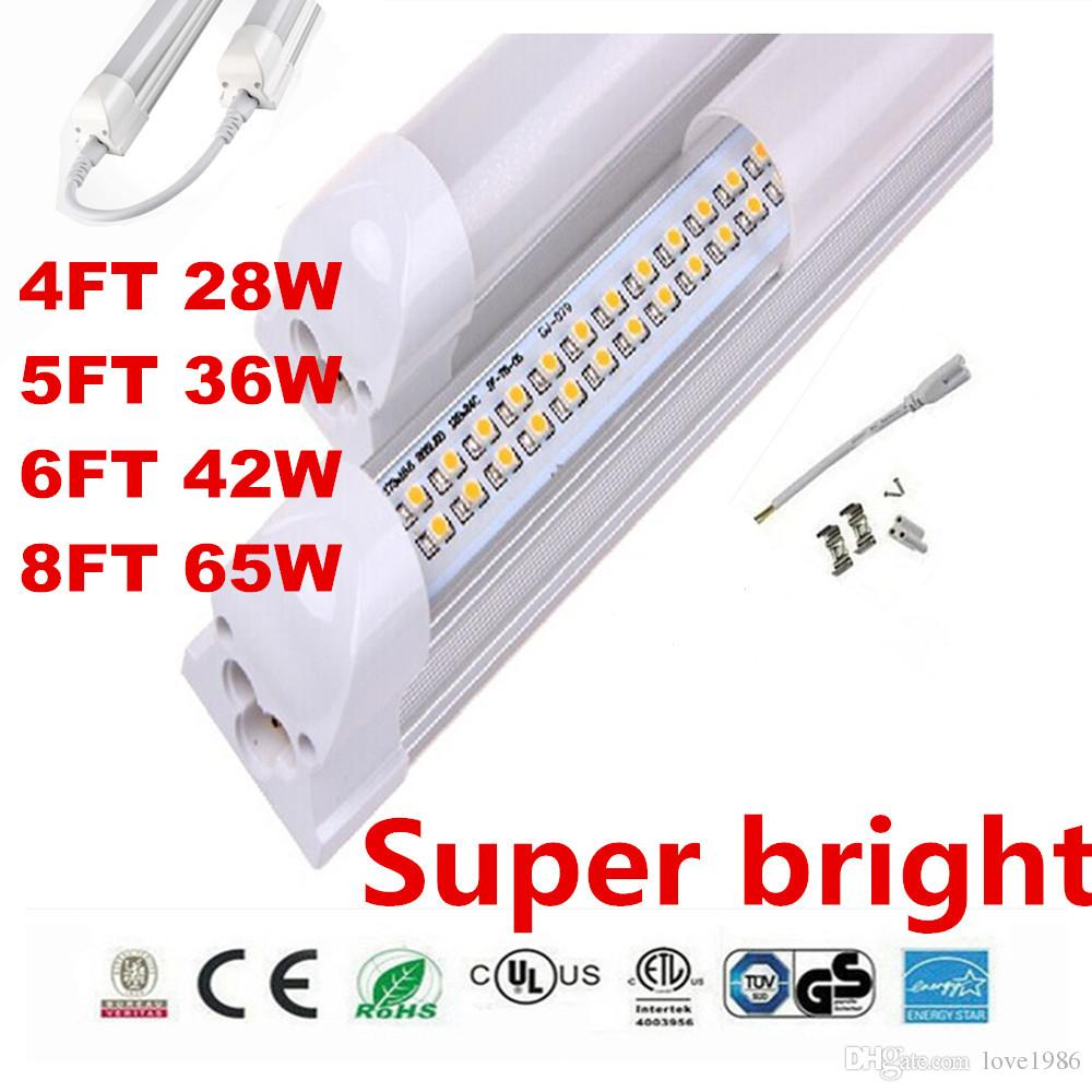 3ft Led Tube Light Fixture13w T8 Lights Dazor Lamp Wiring Diagram Double Row Integrated Fixture 2ft