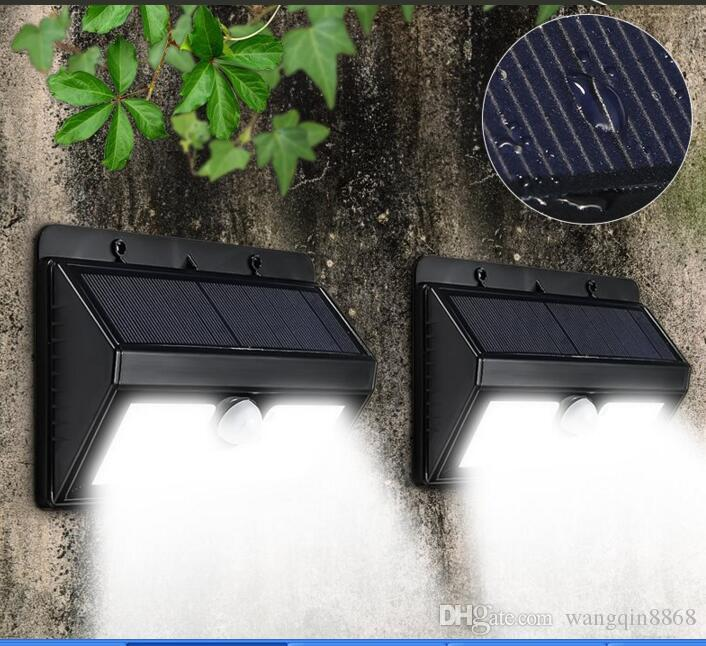 Online cheap 45 led solar light outdoor led garden light waterproof online cheap 45 led solar light outdoor led garden light waterproof ip65 wireless pir motion sensor solar powered 3w wall lamp by wangqin8868 dhgate aloadofball Choice Image