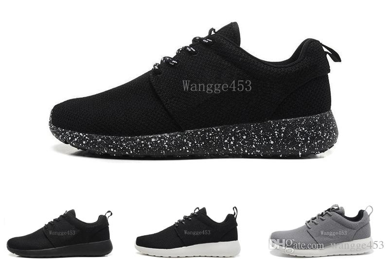 Top Quality 2018 Run Shoes Women And Men Run Black And White One Runing  Running Shoes Sneakers Size 36 45 Hoka Running Shoes Shoes On Sale From  Wangge453, ...