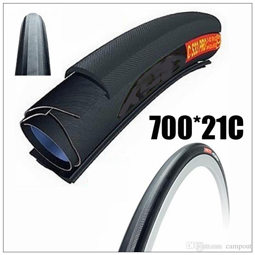 Hot Sale 700*21C Cycling Tires Black Color Highway Clincher Tubular Bike Tyres High Quality Road Bicycle Tires