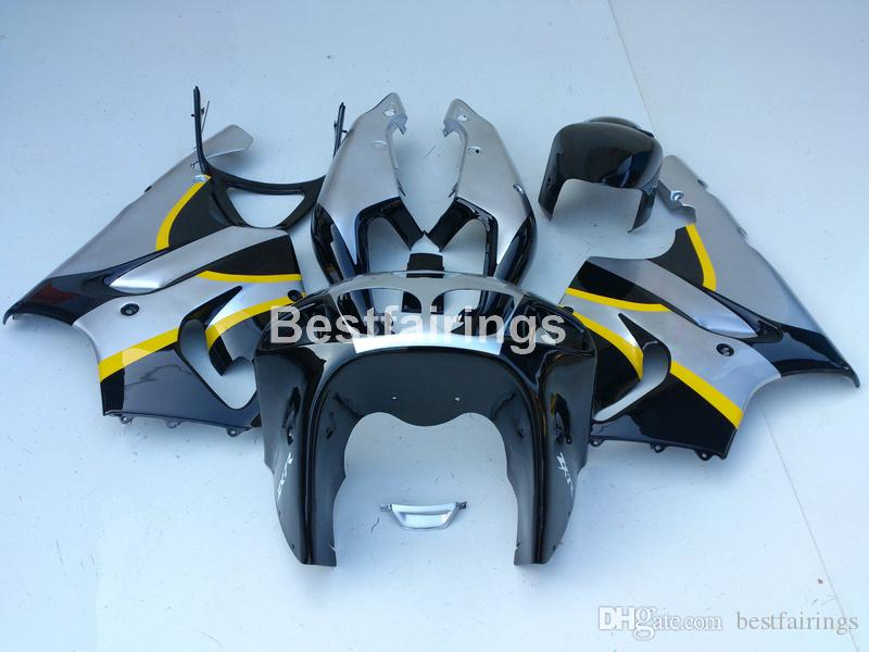 Motorcycle Plastic Fairings For Kawasaki Ninja Zx7r 96 97 98 99 00