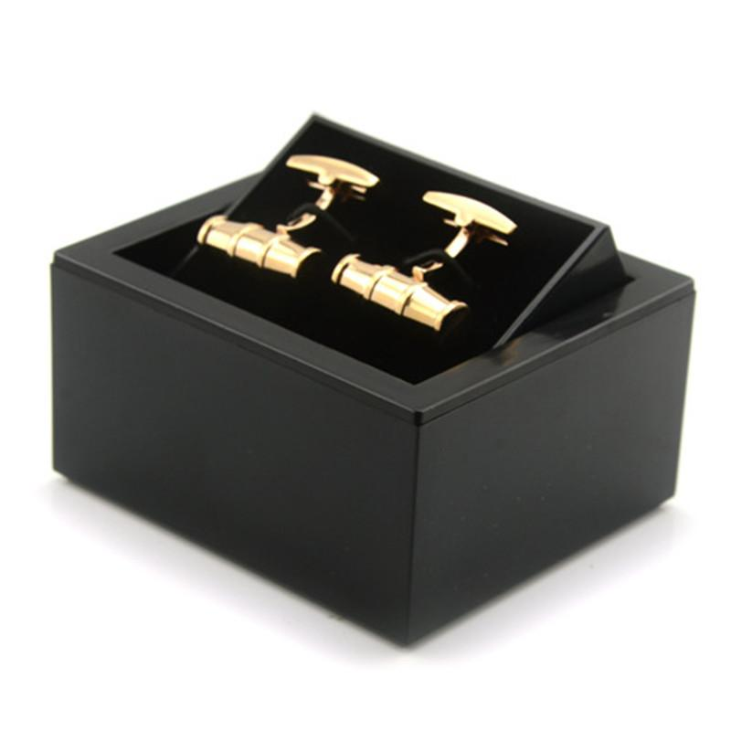 Rotatable Display Cufflinks Box High Quality Black Storage Boxes Jewelry Case  Cufflinks Box Jewelry Box Jewelry Case Online With $5.7/Piece On  Liugf1026u0027s ...