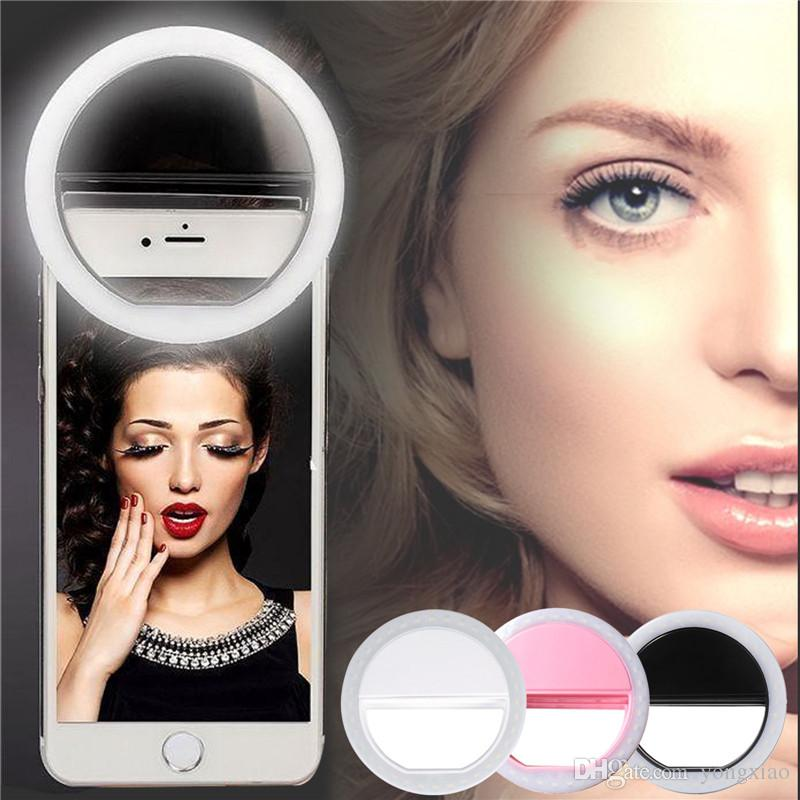 Wholesale Selfie Lights At $2.68 Get Led Ring Selfie Light Supplementary Lighting Night Darkness Selfie Enhancing For Photography For Iphone 7 Samsung S8 ...  sc 1 st  DHgate.com & Wholesale Selfie Lights At $2.68 Get Led Ring Selfie Light ...