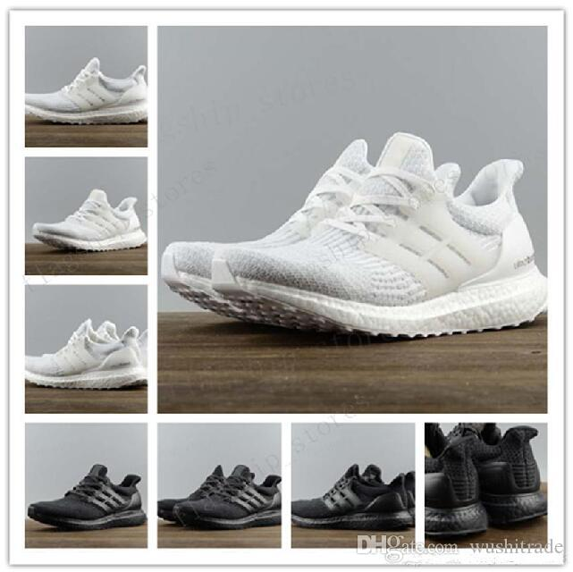 2017 New Ultraboost 3.0 Running Shoes Men Women High Quality Ultra ... 00e504b9b5