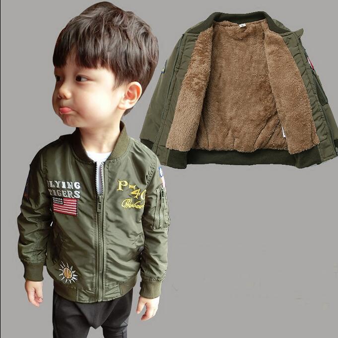 b7e6edd18 Kids Boys Jacket Coat
