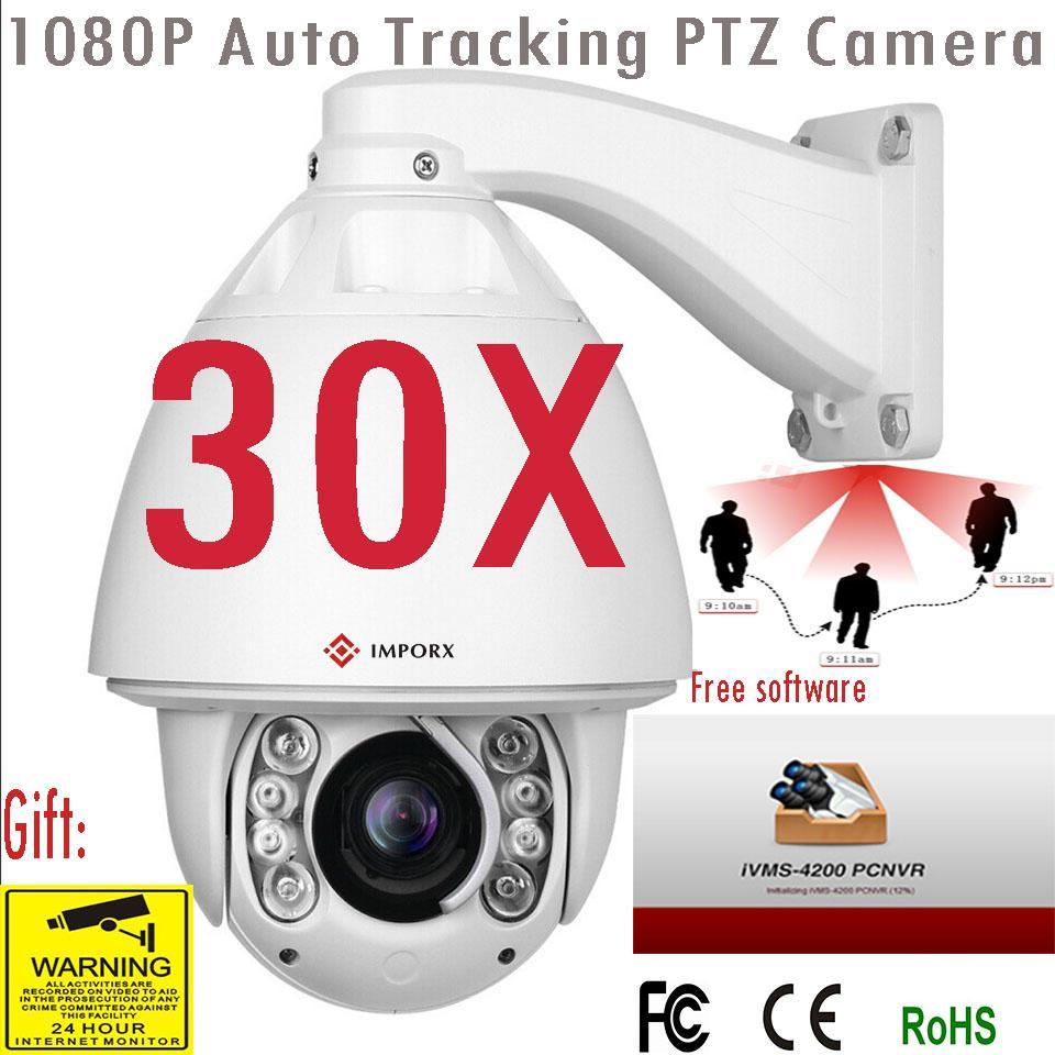 2019 Imporx Full Hd Ptz Ip Camera 30x Optical Zoom Outdoor