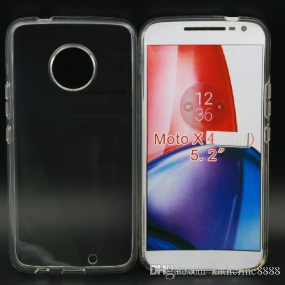 Transparent Skin Crystal Clear Soft Gel TPU Silicon Case For ... 9a336d0e59