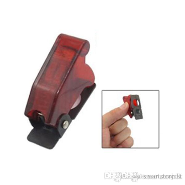 2019 Red Safety Flip Up Aircraft Style Cover For Toggle ...
