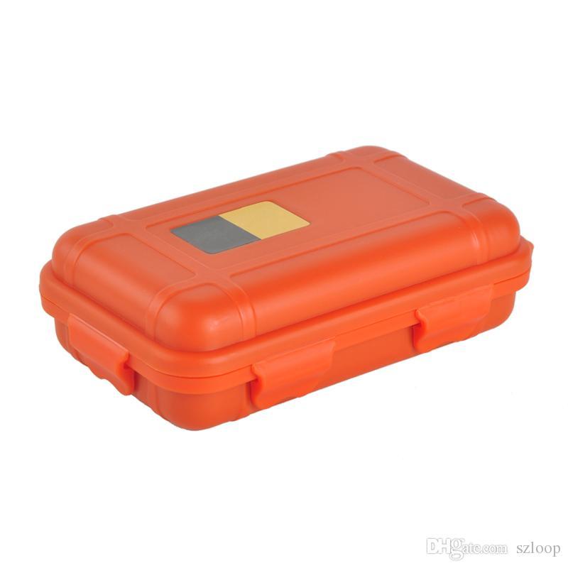 Outdoor Sport Getriebe Stoßfest Wasserdicht Box Sealed Box EDC Werkzeuge Wild Überleben Aufbewahrungsbox Heißer Verkauf 2504046