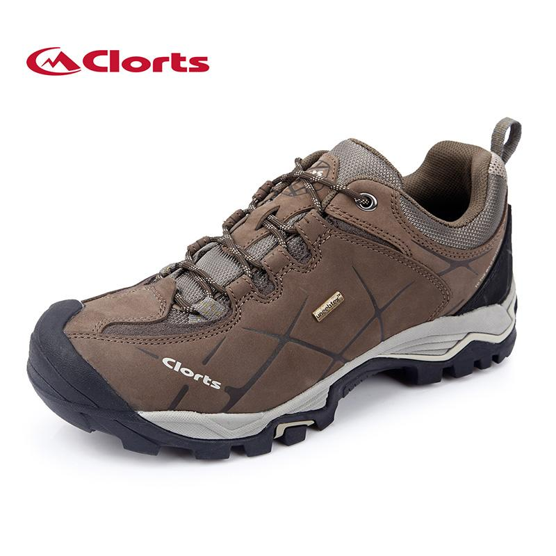 New Clorts Men Hiking Shoes Nubuck Climbing Shoes Waterproof Outdoor  Genuine Leather Mountain Trekking Shoes Hkl 805A UK 2019 From Sport2017 ab1fda29f123c