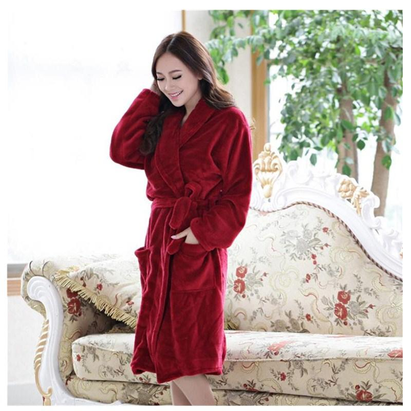 2018 Wholesale Fall/Winter Sale Network Explosions Flannel Robe And ...