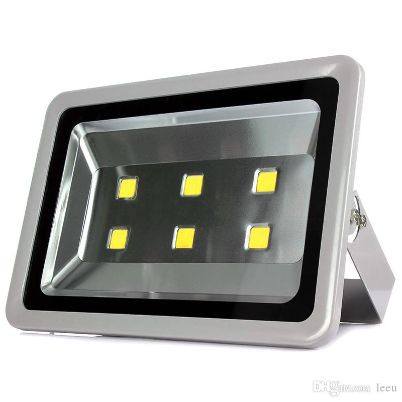 300W 400W 500W ha condotto i proiettori di paesaggio di illuminazione LED IP65 luce di inondazione lampada di via riflettori strada luce esterna
