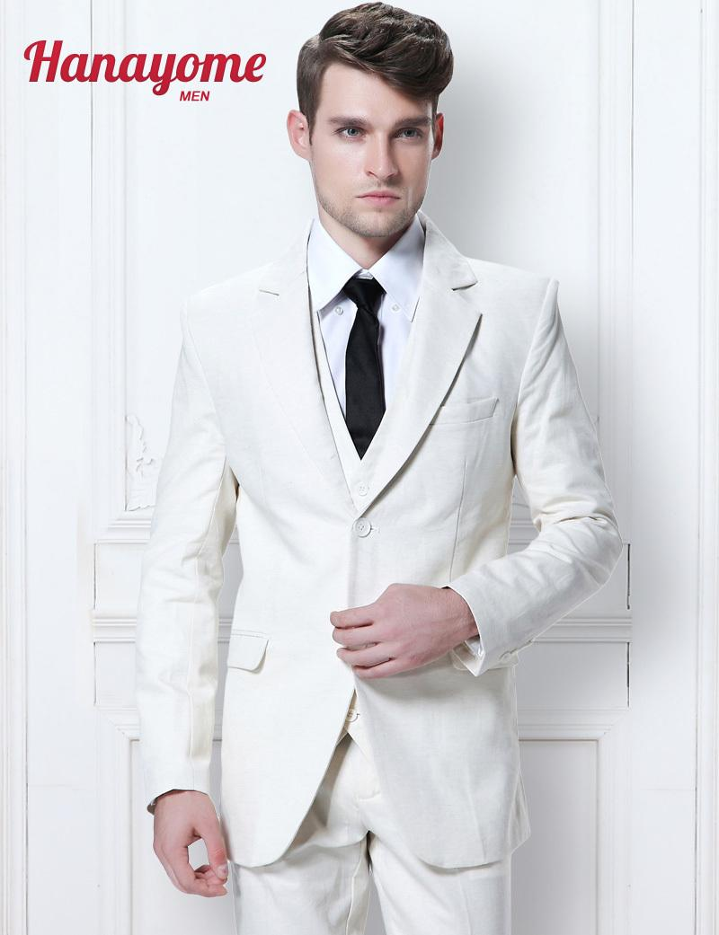 2018 Wholesale White Wedding Suits For Groom Chinese Tunic Suit ...