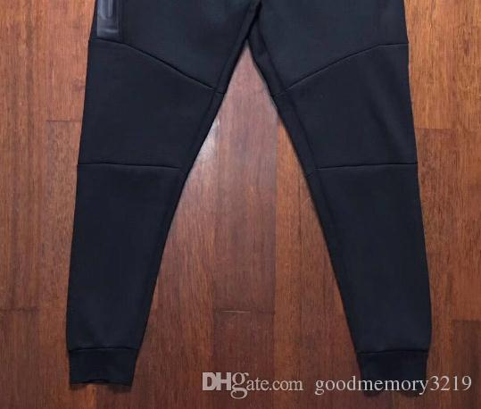 Pantalon en coton Espace de sport WINDRUNNER Tech Sphere Full-Zip Fleece CAMO NKO-8 hommes pantalons occasionnels