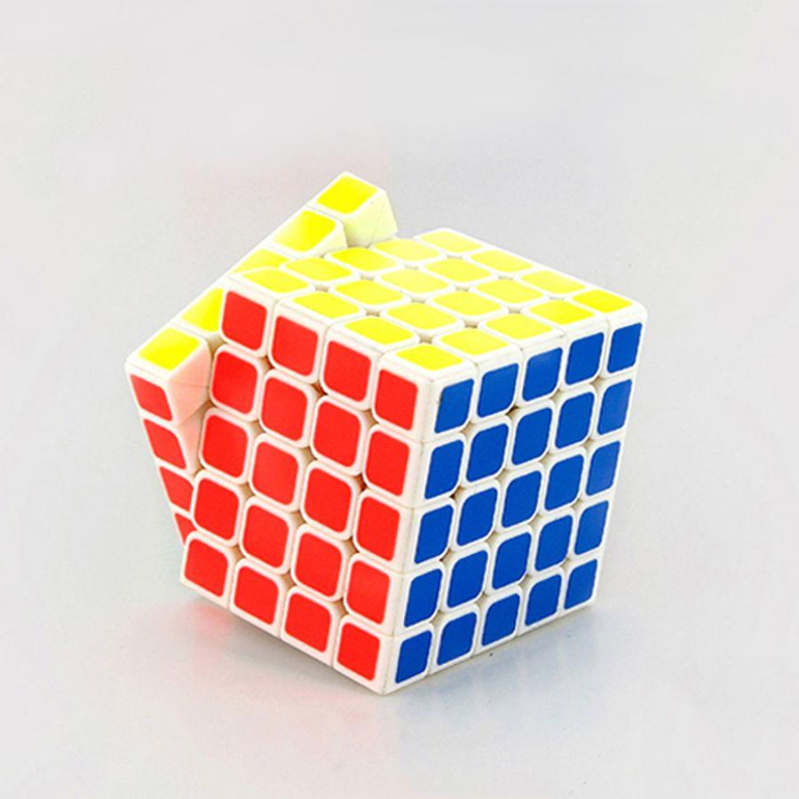 Intelligence Speed Magic Cube Puzzle 5x5x5 Plastic Puzzles Brinquedo Menino  Kids Games Cubos Magico Educational Toys 50d0217 Magic Cube 4d 4d Cube From  ...