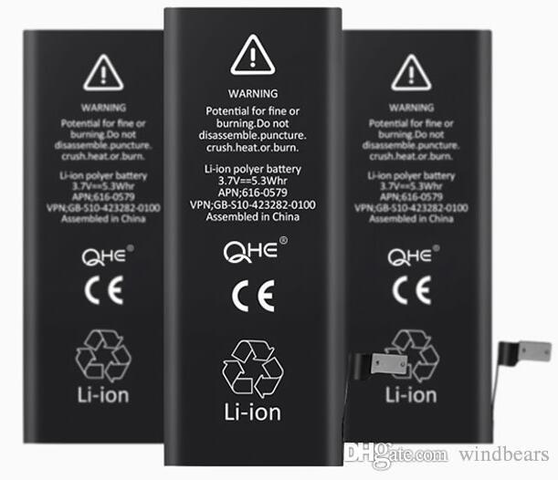 0b991e243d8 Compre Buen Quaility Batería De Ciclo Cero Baterías Incorporadas En El  Teléfono Celular Adecuado Para Iphone 4 / 4s / 5s / 5c / 6 / 6s / Plus 7g 7  Plus A ...
