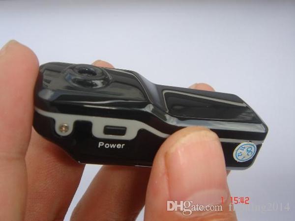 Мини DVR HD Мини камера Спортивный DV Видеорегистратор Камера автомобильный видеорегистратор Шлем Камера со скобой + клипса MD80