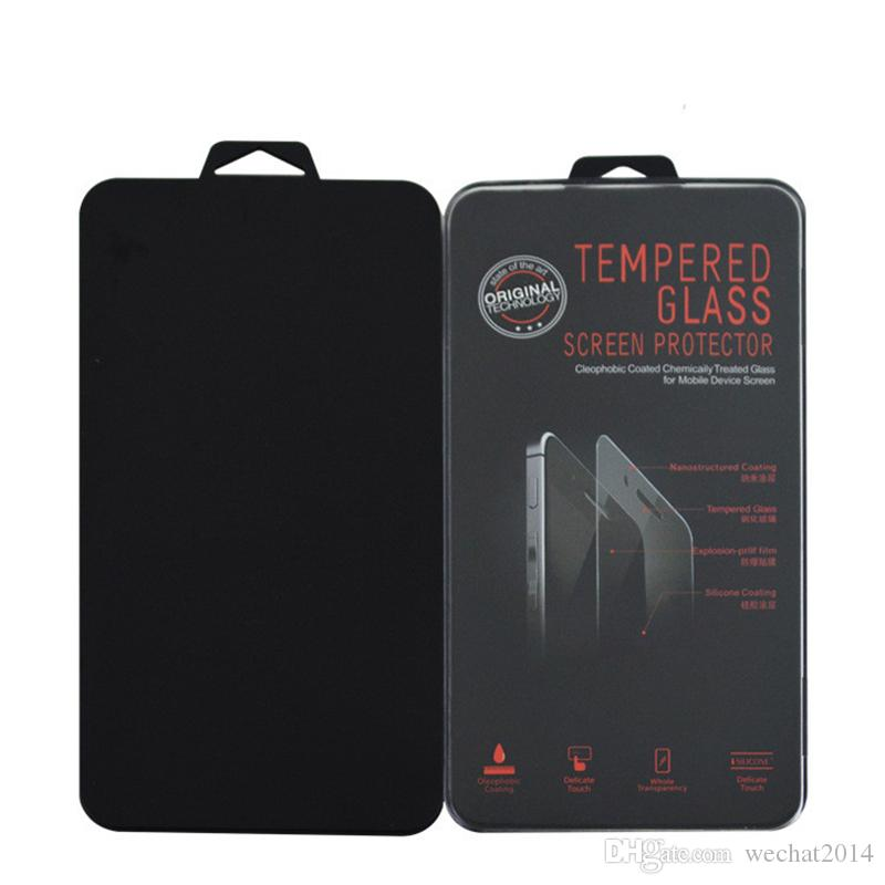 Explosion Proof 9H 0.3mm Screen Protector Tempered Glass for Samsung Galaxy Note 2 3 4 5 N7100 N9000 with Retail Package