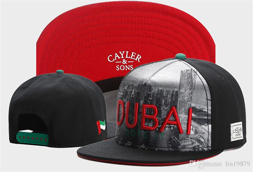 e8e53bfed97 Gorras Cayler   Sons DUBAI DOES IT Cap Casquette Superman Baseball Caps Men  Brand Women Bone Diamond Snapback Hats For Adult Cap Online Starter Cap  From ...
