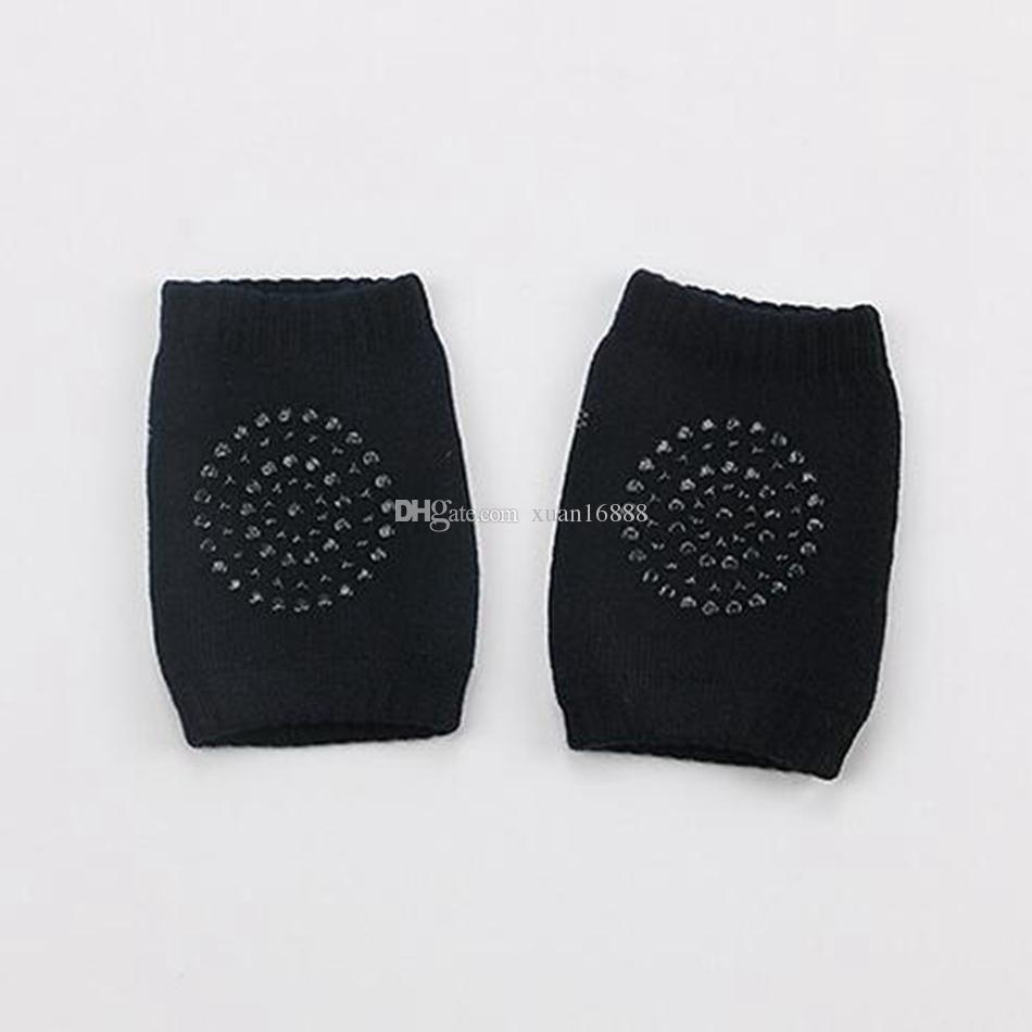 Caldo ! Bambino strisciante Knee Pad Super traspirante Ginocchiere regolabili ginocchio Rilievi di gomito del braccio dei rilievi di sicurezza Protector Toddler bambino