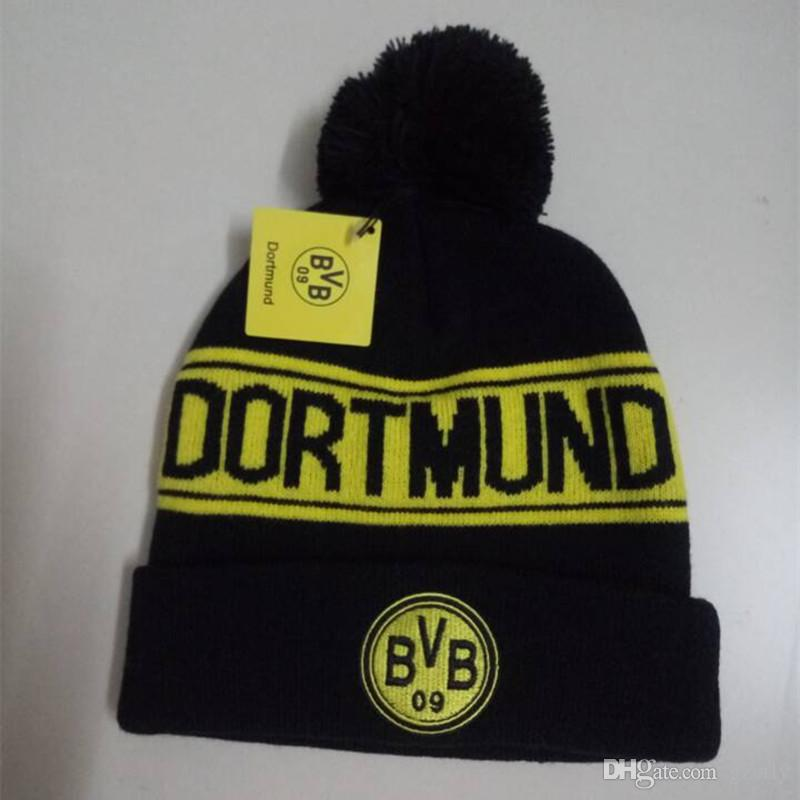d0cbe63ca3d 9 Teams Can Choose Embroidery Football Fans Souvenirs Winter Hat for ...