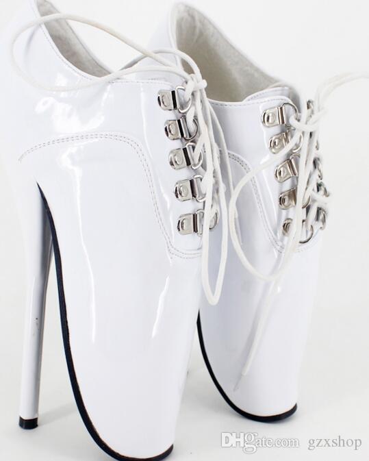 2017 New unisex Moda Stivali con i tacchi alti Pompe in pelle sexy Pompe da donna con tacco alto e tacco largo