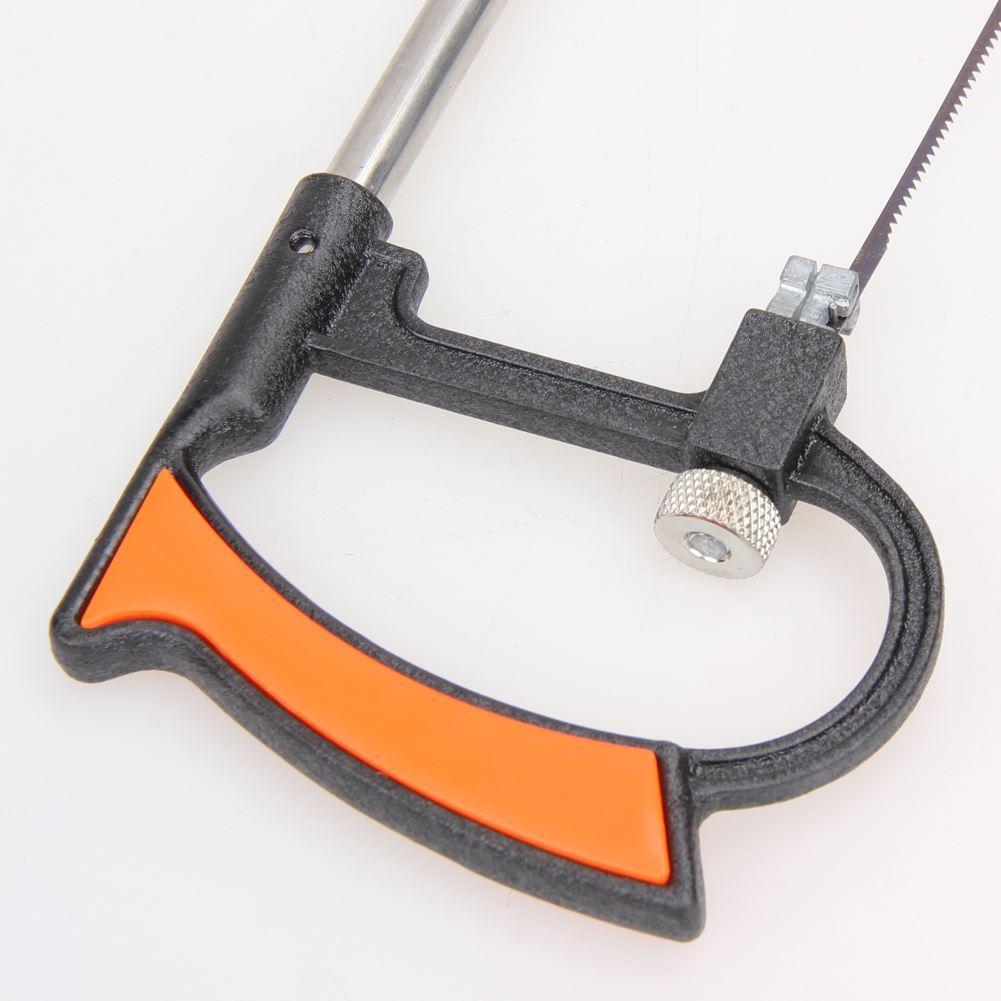 8 in 1 Metal Magic Saw DIY Mental Wood Glass Kit 6 Blades Model Multi Purpose Hobby Hand Tool for Woodworking