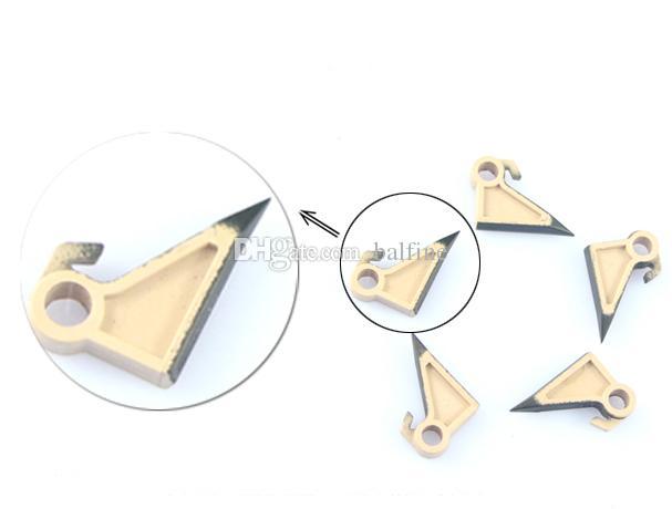 nette Qualität kompatibler Trennklauen / Greiferfinger für Konica-Minolta Bizhub 200 250 350 222 282 362 7728 Miniauftrag: