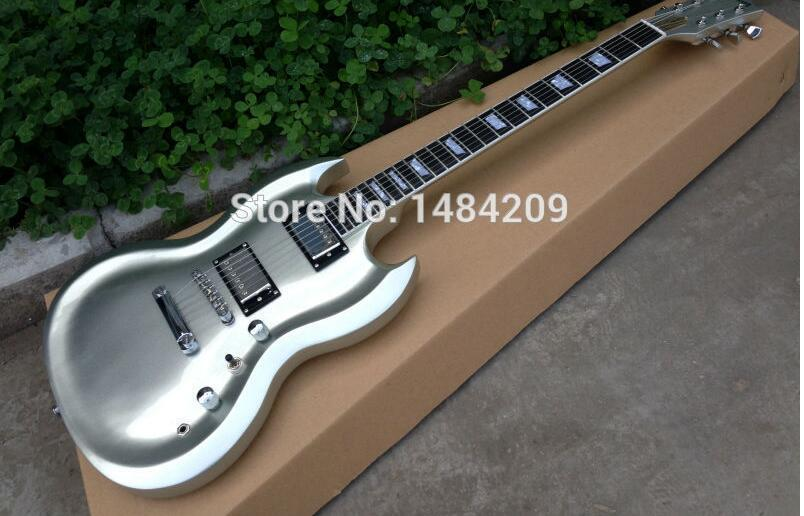 Wholesale sg custom guitar shape with cnc working upper body see larger image ccuart Gallery