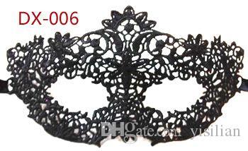 Marque nouvelle partie masculine posant noir stéréotypes sexy dentelle masque drôle lunettes drôle Halloween PH056 mélanger afin que vos besoins