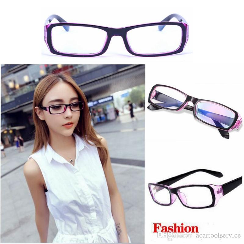 نظارات شمسية للجنسين لون أزرق مصنوع من البلاستيك نظارات مقاومة للإشعاع