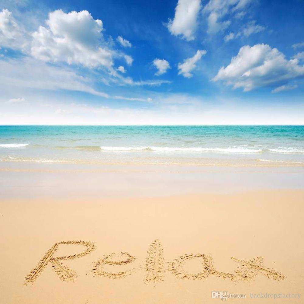 summer holiday relax backgrounds for photo studio white cloud blue