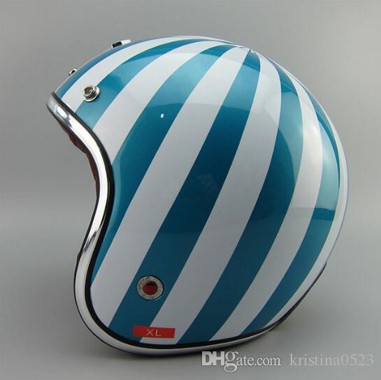 2017 casque casco capacete france ruby fiberglass helmet 3 4 open face vintage scooter for. Black Bedroom Furniture Sets. Home Design Ideas