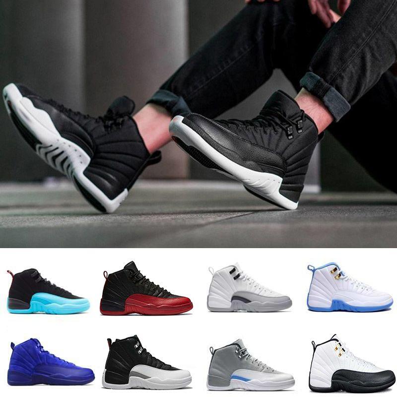 premium selection f7687 80b9b Cheap Retro 12 Low Best Paul George Shoes Size