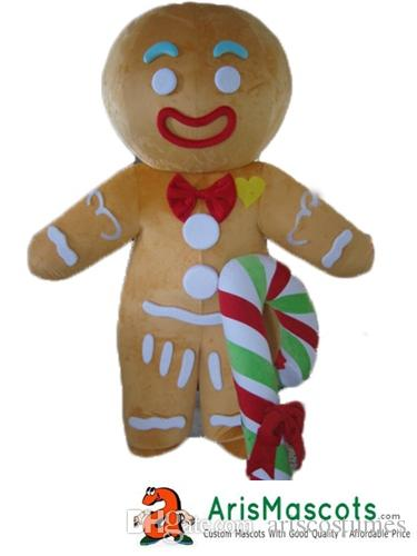100% Real Photos Gingerbread Man Mascot Costume Cartoon Character Mascots Cheap Mascot Costumes For Sale Custom Mascots At Arismascots Frog Mascot Costume ...  sc 1 st  DHgate.com & 100% Real Photos Gingerbread Man Mascot Costume Cartoon Character ...