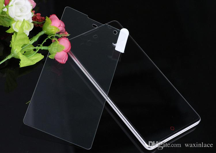 0.3mm High Clear Tempered Glass Anti Shatter Screen Protective Film For Vivo X7 X7 Plus X6 X6 Plus Y51 Y37 Screen Protector