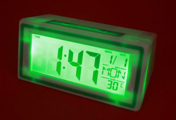Creative Digital Calendar 2017 creative electronic calendar temperature digital display