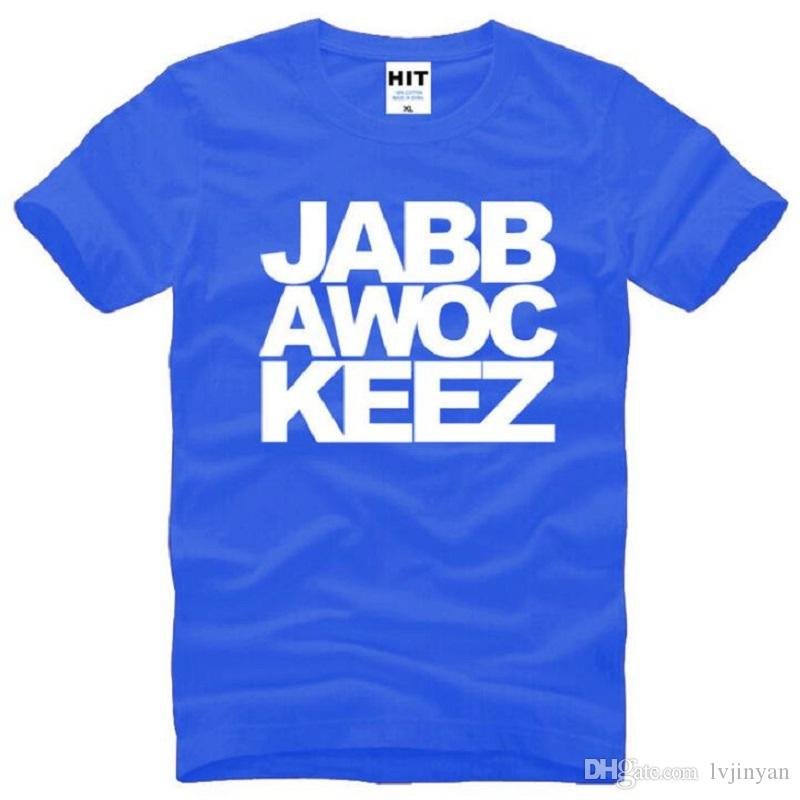 Jabbawockeez Men T Shirt Famous Clothing Hip Hop T Shirts Street Dance  T-shirts Tops Men Free Shipping