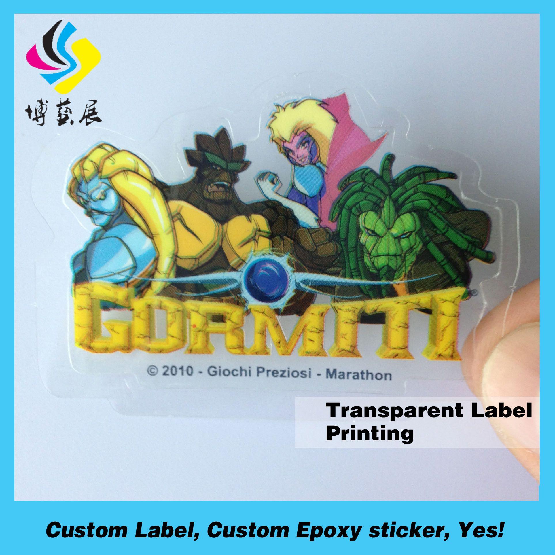 Custom Made Good Quality Die Cut Car Bumper StickerDie Cut - Custom made bumper stickers