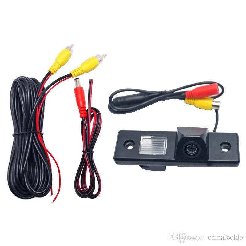 LEEWA Specail Night Vision Car Rearview Camera for Chevrolet Aveo Captiva Cruze Epica Orlando HD Backup Camera #5068