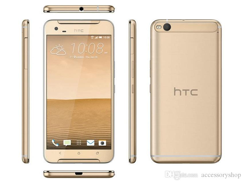 Recondicionado original htc one x9 4g lte desbloqueado dual sim 5.5 polegada Octa Núcleo 3 GB RAM 32 GB ROM Câmera de 13MP Celular Android DHL