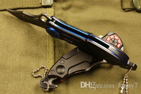 Специальное предложение богомол карманный складной нож лезвие нож 3Cr13 56HRC Титана отделка лезвие нож открытый выживания EDC карманные ножи