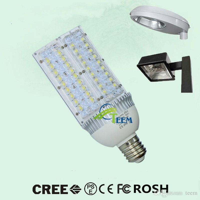 Alta Potência Led luz CREE E40 LEVOU Luz de Rua 60 w 80 w 120 w 160 w 200 w Levou luzes de milho lâmpadas Jardim Estrada Lâmpada de Iluminação 2020