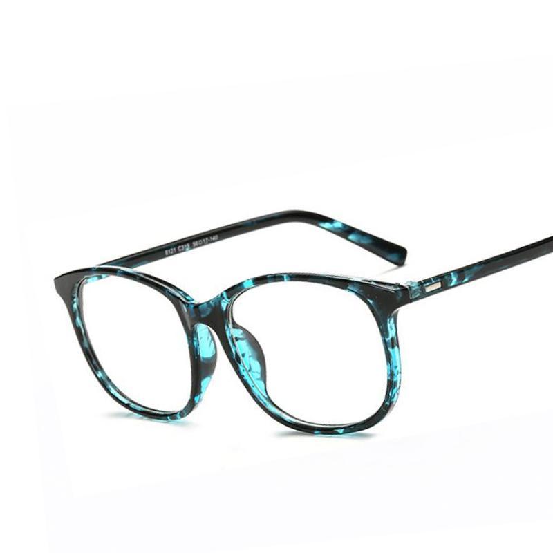 Wholesale- Retro Square Eyeglasses Men Women Reading Clear Glass ...