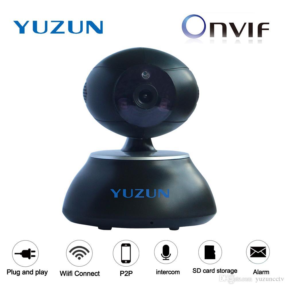 Pan tilt cmos sensor p2p wifi baby monitor cloud ip camera.