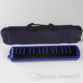 Orifício do órgão Oral de alta qualidade 32 chave estudante adulto que joga crianças órgão iniciante Piano Sopro de Sala de Aula ensino