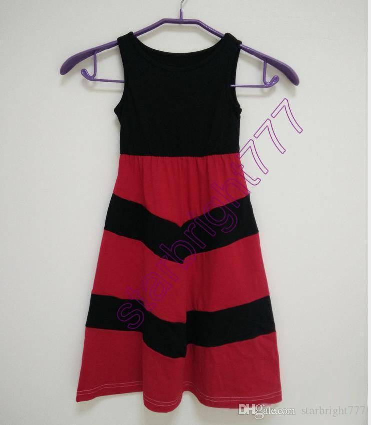 16 estilos Família combinando roupas roupas meninas retalhos conjuntos de mãe e filha praia vestidos de combinação de roupas maxi chevron listra vestido
